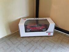 Norev 3 INCHES 1/64 Citroen C-Metisse Red BRAND NEW IN BOX-UNUSED!! 11-10
