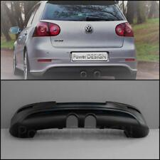 "Rear bumper spoiler for VW GOLF 5 MK5  "" R32 look "" ABS Plastic"