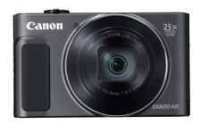 Canon PowerShot Sx620 HS Camera Black 20.2mp 25xzoom FHD WiFi