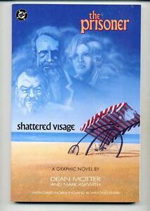 The Prisoner: Shattered Visage    Dean Motter    DC 1990    1st Print