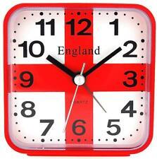 PWL Rouge Angleterre St. de George Croix Alarme Horloge Pour GB Usage PWL008
