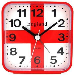 PWL Rosso Inghilterra St di Giorgio Croce Sveglia Per UK Utilizzare PWL008