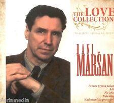 Assistance Marsan CD najljepse ljubavne pjesme Love collection amenda stosic zadar