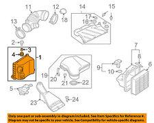 MITSUBISHI OEM 03-06 Outlander Air Cleaner Intake-Box Housing Cover Lid MR258242