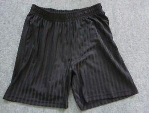 school PE shorts size 11-12