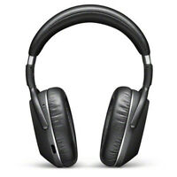 Sennheiser Wireless Noise Cancelling Headphones - Black (PXC-550)