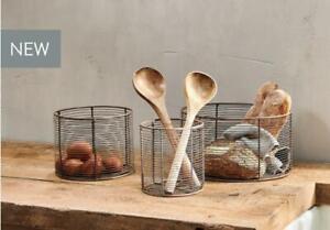 Wire Storage Basket - Medium