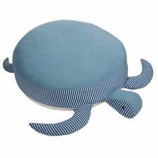 pad Sitzkissen Turtle Sitzpouf aqua rund Ø 70 cm aus 100% Baumwolle