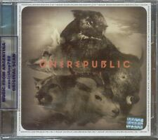 ONEREPUBLIC NATIVE + 7 BONUS TRACKS SEALED CD NEW 2014 19 TRACKS ONE REPUBLIC