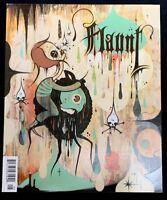 #54 FLAUNT Magazine, Latin Issue, Eva Mendes, Satirical Fashion Style Culture