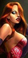 HOT RAT ROD SPINNER KNOB PIN UP Red Super Hot Girl Suicide STEERING WHEEL Nob
