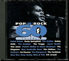 POP'N'ROCK 60 VOLUME 4 - COMPILATION CD  [259]
