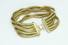 Vintage 1980's Debra Fine Yohai Snake Chain Necklace