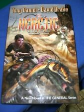The Heretic.. Tony Daniel- David Drake Special Signed to Co-author