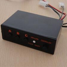 1PCS LED Strobe Flash Light Emergency Flasher Flashing Controller Box