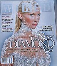 Wired Magazine September Sept 9 2003 Neal Stephenson New Diamond Age David Byrne