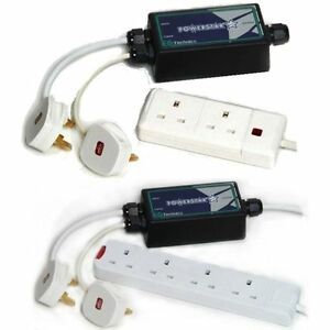 EcoTechnics PowerStar Power Lighting Contactor 2/3/4 Way Hydroponics Grow Star