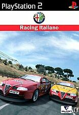 Alfa Romeo Racing Italiano Sony PlayStation 2