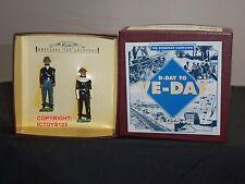 Britains 8862 Dday A VE Giorno Blu Scuro FORZE NAVALI METALLO giocattolo Soldato Figure Set