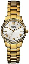GUESS Gold-Tone Stainless Steel Ladies Watch U12645L1