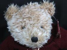 BIG NEW HELZBERG DIAMONDS I AM LOVED TEDDY BEAR PRECIOUS LOVE PLUSH STUFFED SOFT