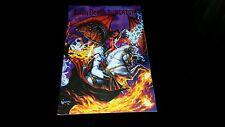 1999 Chaos Comics Lady Death Vs Purgatori 1A red foil cover Brian Pulido
