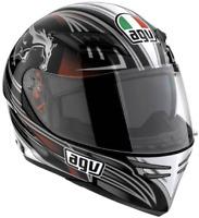 Casco Integrale Da Moto Agv S4 MUSTANG Per Scooter Helmet Motociclismo