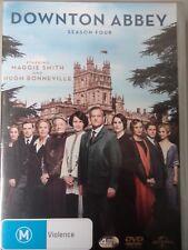 DOWNTON ABBEY - Season 4 4 x DVD Set Complete Fourth Series Four Downtown