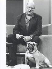 Foto vom Schauspieler GERT HAUCKE - SW Pressefoto - Vintage von 1988