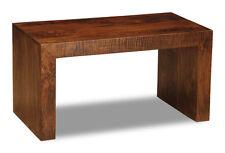 Dakota Dark Solid Mango Furniture Small Open Coffee Table (90n)