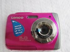 LENCO DC-521 5 MP WATERPROOF CAMERA 2,4 INCH TFT DISPLAY