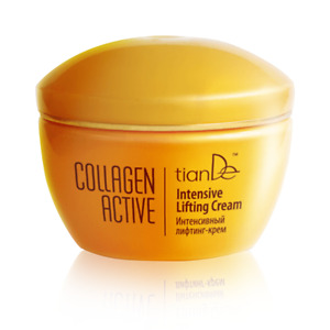 TIANDE INTENSIVE BEST LIFTING ANTI WRINKLE AGEING COLLAGEN ALOE HA FACE CREAM