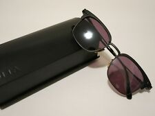 64cedd4b4b DITA NOMAD Matte Black Dark Grey Flash AR Lens Glasses Eyewear Sunglasses  Shade