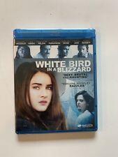 White Bird in a Blizzard (Blu-ray Disc, 2015) Brand New Sealed Shailene Woodley