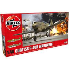 Airfix Curtiss P-40B Warhawk A05130 (escala 1:48) NUEVO