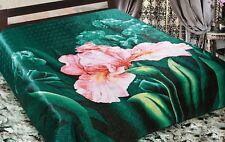 """COPRILETTO """"IRIS"""" 200 x 220 cm letto su lancio da letto piumone trapunta"""