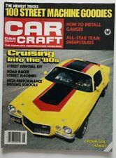 CAR CRAFT Magazine June 1980 Cruising into the '80s Hawaii Camaro Z28