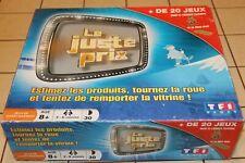 LE JUSTE PRIX L'édition TF1 Games de 2010 du célèbre jeu télé Jeu complet TBé