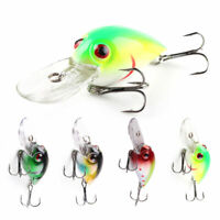 4pcs/set Swimbait 7.5cm/11g Minnow Fishing Lure Tackle Hard Bait Bass Wobbler