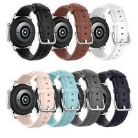 22mm Armband Uhrenarmbänder für Samsung Galaxy Watch Active, Active2 Smart Watch