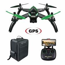Contixo F20 Best 2020 Long Range Drone 1080p UHD Camera For Adult GPS Drone Case