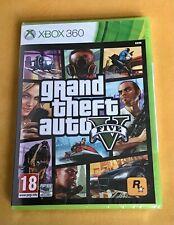 Grand Theft Auto V 5 Xbox 360 UK PAL **BRAND NEW SEALED **