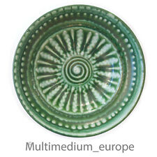 Keramik Schale Wilhelm Kagel grün 50er 60er Jahre ceramic pottery bowl green