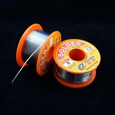 1mm 63/37 Tin Lead Line Soldering Rosin Core Solder Flux Welding Iron Wire Reel