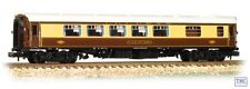 374-230D Farish N Gauge BR Mk1 SK Pullman 2nd Kitchen 340 Umber Cream-White Roof