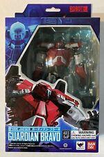 ROBOT SPIRITS lato Jaeger COSTA del Pacifico rivolta Guardian BRAVO Figura BANDAI NUOVO