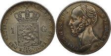 Netherlands - 1 Gulden 1847