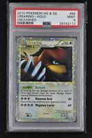 PSA 9 URSARING PRIME HGSS UNLEASHED 89/95 HOLO FOIL CARD Mint Pokemon