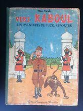 Marc ratal vers Kaboul puck Reporter Parodie Tintin Campéador Mauvais état