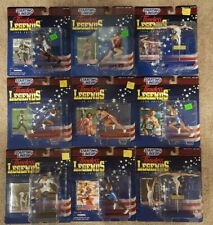 Complete 9 Set 1996 Olympic Starting Lineup Timeless Legends Jenner, Owens etc